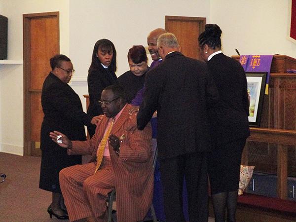 The Leadership Team at Emmanuel Christian Center