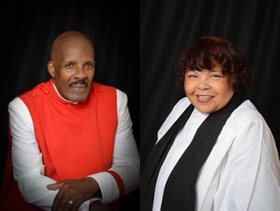 Bishop and First Lady Jackson